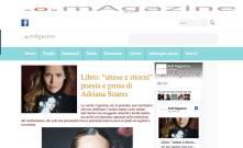 AOB Magazine libro Attese e rirorni di Adriana Soares