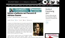 Il Giiornale off Adriana Soares