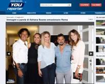 You reporter Corriere della Sera Adriana Soares 3